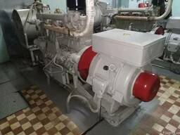 Генератор дизельный (электростанция — дизель-генератор) ДГА