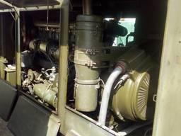 Коммутация военного генератора 50 кВт ДГС - 92 с 220В на 380В