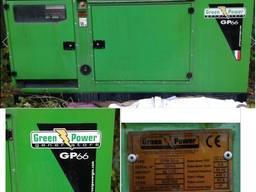 Генератор дизельный Green Power GP 66