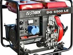 Генератор дизельный Stark DG 6500 LE