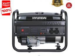 Генератор Hyundai, 3 кВ ! для дома, дачи! Реальная цена !