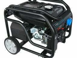 Генератор бензиновий Hyundai HHY 9050FE 6500 Вт