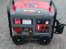 Генератор King Power KP10000 бензиновый со стартером 7 кВт