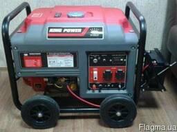 Генератор King Power KP9500EKP-I бензиновый со стартером 7 к