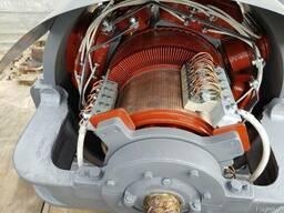Генератор постоянного тока 4ГПЭМ 220,Мощность 220кВт