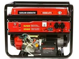 Генератор с автом. запуском бензиновый WEIMA WM5500 ATS