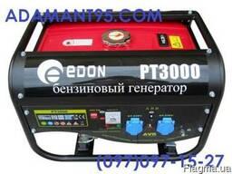 Генераторы бензиновые EDON PT 3000, 3300, 6000
