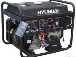 Генераторы Hyundai