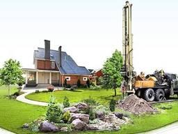 Геологические изыскания. Для строительства жилого дома