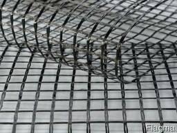 Геосетка георешетка дорожная Asphaltex стекловолокно асфальт