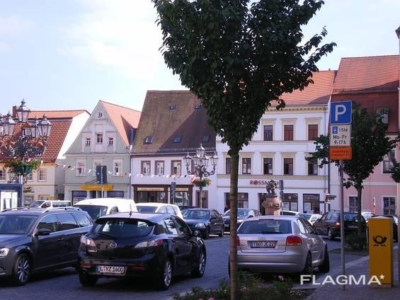 Выгодные инвестиции в Германии - три дома под обновление в 17 минутах от центра Лейпцига