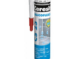 """Герметик силиконовый CS25 (графит) """"Microprotect"""" 280 мл"""