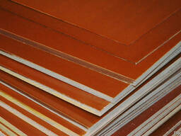 Гетинакс лист товщина 9, 0 мм; 10, 0 мм, 860х1200 мм