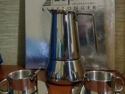 Гейзерная кофеварка Zepter