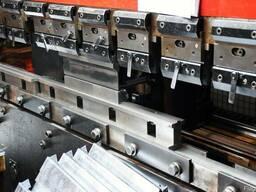 Гибка деталей и листового металла на станке ЧПУ Amada