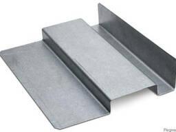 Гибка металла толщиной от 0,1 мм до 10мм