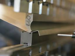 Гибка, вальцовка, штамповка металла