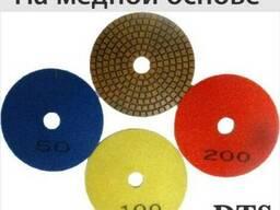 Гибкие шлифовальные диски на медной основе (3 шага), Китай