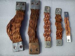 Гибкие соединения - Токоотводы к контакторам КТ6000, КТ7000