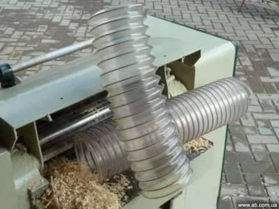 Гибкие трубопроводы для аспирации