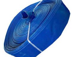 Гибкий рукав ПВХ для подачи воды Д-77мм