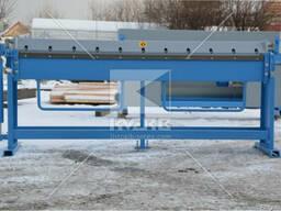 Гибочный станок для металла Mazanek ZGR 2000/1
