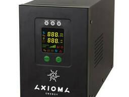 Гибридный ИБП+стабилизатор 800ВА (500Вт), 12В + MPPT. ..