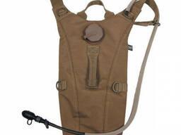 Гидратор рюкзак MFH 2,5 л койот