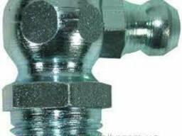Гидравлическая пресс-масленка из латуни DIN 71412