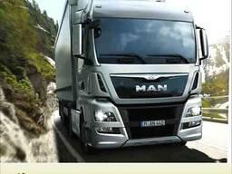 Гидравлическая система на тягач МАН Hydraulic kit for MAN