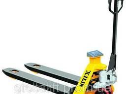 Гидравлическая тележка, Рокла Xilin BFC6-7 с весами