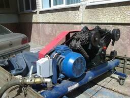 Гидравлические испытания и промывка систем отопления.