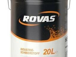 Гидравлические масла ISO 32, 46, 68 Rovas, Divinol