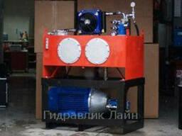 Гидравлические насосные станции (гидромаслостанции. ..