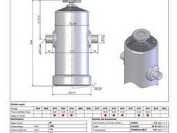 Гидравлический цилиндр Binotto(подкузовной)