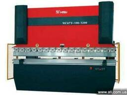 Гидравлические гибочные пресса Yangli WC67Y