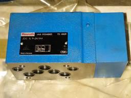 Гидравлический клапан - компенсатор давления прямого действия Rexroth ZDC 10 P-24/XM. JPG