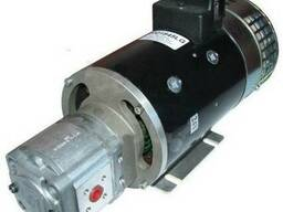 Гидравлический насос с электроприводом 24V, 3KW, 3, 1cc