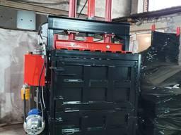 Гидравлический пакетировочный Пресс для отходов