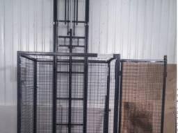 Гидравлический подъемник, лифт консольного типа