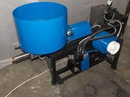 Гидравлический пресс для изготовления брикетов