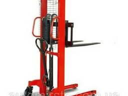 Гидравлический штабелер (1000 кг)