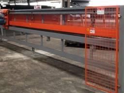 Гидравлический станок для резки сетки TJK MC 6000 D
