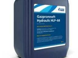 Гидравлическое масло Gazpromneft Hydraulic HLP - 32, 46, 68
