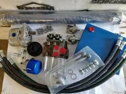 Гидравлика для дровокола с НШ 32 и 2-секц. Р80-3/1-22