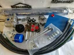 Гидравлика для дровокола с НШ 32 и 2-секционным. ..