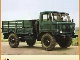 Гидравлика на ГАЗ66