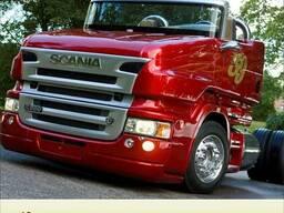 Гидравлика на тягач Scania GRS 905