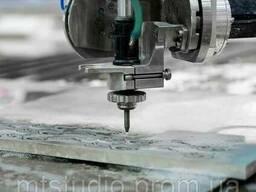 Гидроабразивная резка алюминия. Раскрой листовых материалов
