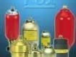 Гидроаккумуляторы для гидравлики